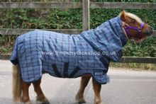 Horseware Rhino Pony Plus with Removable Hood (For Shetland Ponies and Small Ponies)